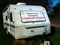 Communications Trailer